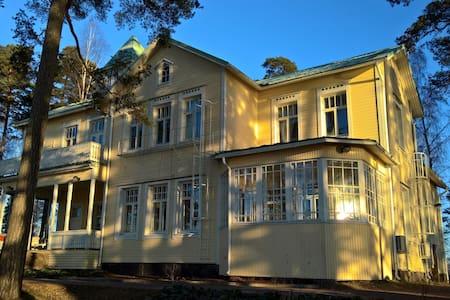 Huvila Kärkisaari - Kotka - Rumah Tamu
