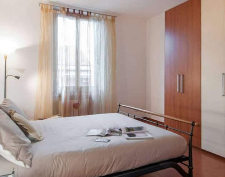 Selesa dan bersih pangsapuri 1 bilik tidur