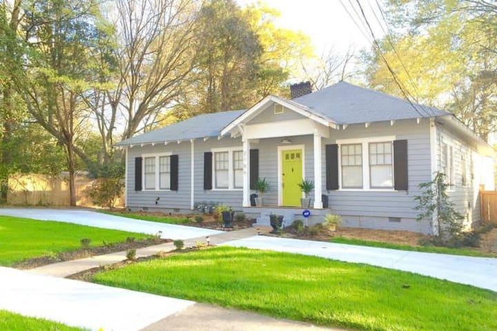 Historic Guest House Midtown / Buckhead 4 beds - Atlanta - (ukendt)