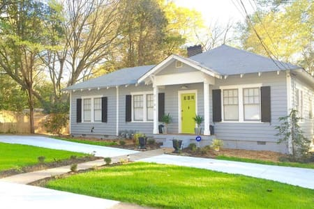 Historic Guest House Midtown / Buckhead 4 beds - Atlanta