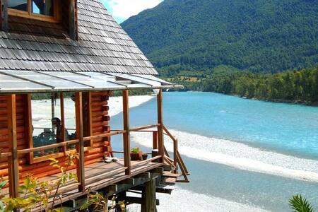 Blockhaus schöner Blick, Cabin 1, Patagonien Chile
