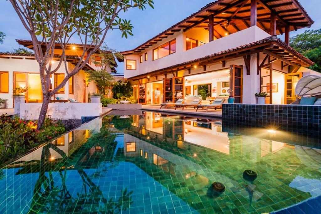 Casa Cay, Hacienda Pinilla