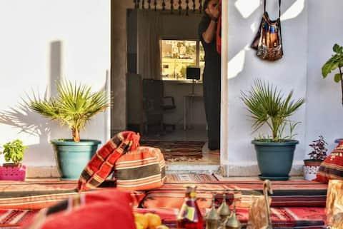 Βεδουίνος και πρωινό - Μια γοητευτική σουίτα στο κέντρο της πόλης