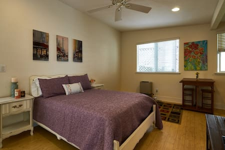Charming studio near downtown! - Santa Rosa - 아파트