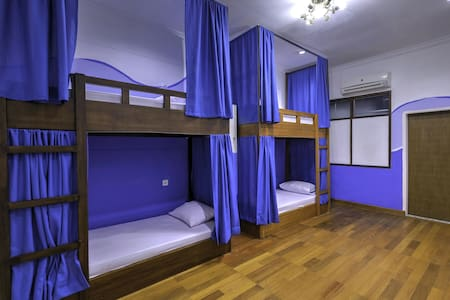 1 Bed in Female Dormitory  Riverside Hostel