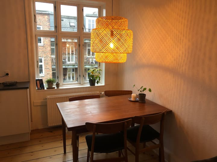 Cosy, central and cheap appartment