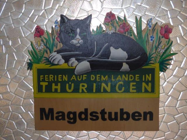 """Pension Schütze (Daasdorf am Berge) - LOH07541, Ferienwohnung """"Magdstuben"""" (bis 5 Personen)"""