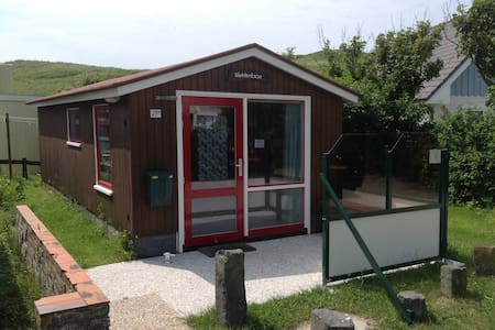 Knus huisje 400 mtr van het strand - Callantsoog - Blockhütte