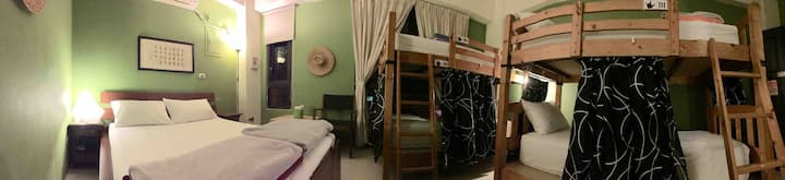 $ for Private Room ( Max 5Ppl ) CityCenter@Hualien