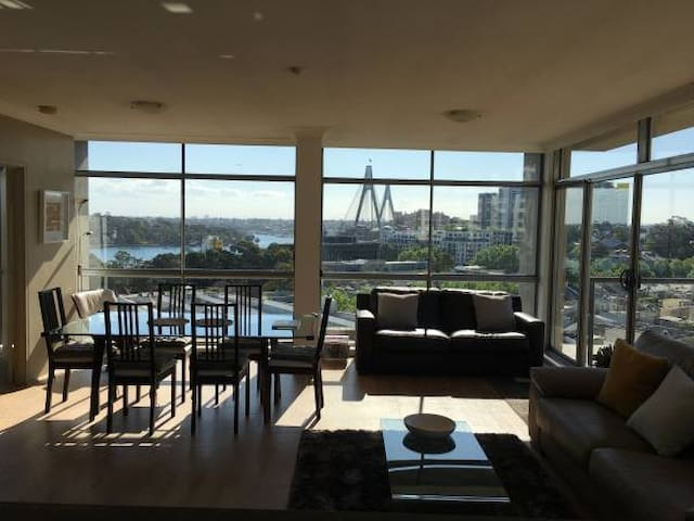 The Penthouse Darling Harbour