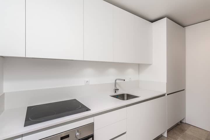 Brand new apartment in Lisbon with free sailing