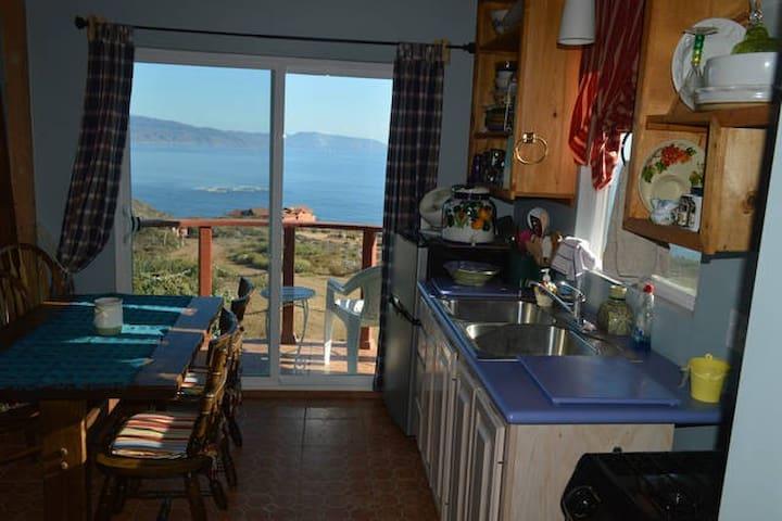 Casa Mediodia Ocean Vista Kitchenette Suite