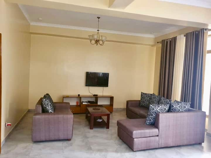 Well Located fully furnished 2 bedrooms appartment