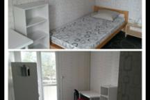 1 chambre en colocation à 3 personnes