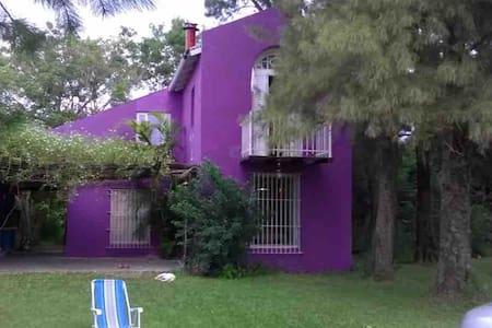Casa de La laguna Totora, paraíso Correntino.