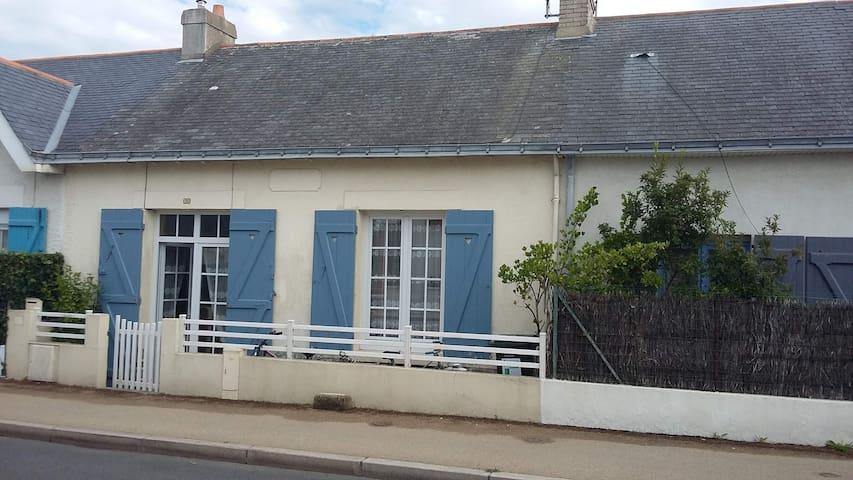 Maison familiale à deux pas des plages ! - Batz-sur-Mer - Maison