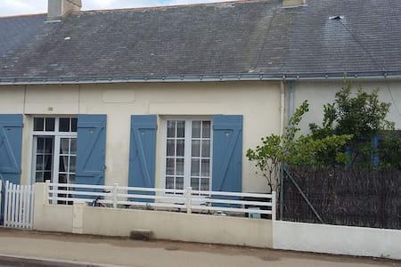 Maison familiale à deux pas des plages ! - Batz-sur-Mer