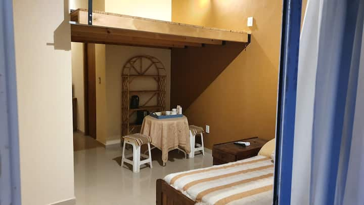 Habitacion con baño privado