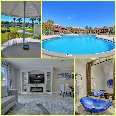 ☀️☀️☀️Stunning Townhouse 2b/2b☀️☀️11  Pools☀️☀️