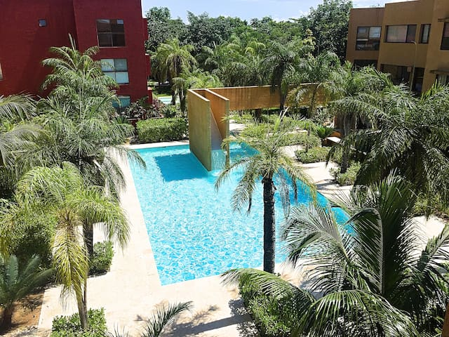 Luxury apartament Sian Kaan  / Playa Car II - Playa del Carmen - Wohnung
