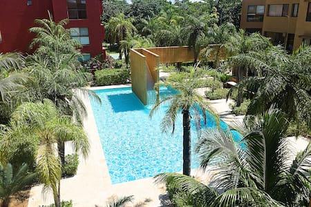 Luxury apartament Sian Kaan  / Playa Car II - Playa del Carmen