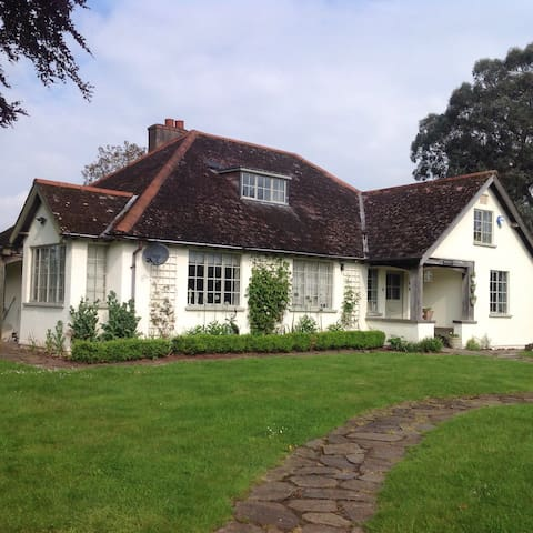 Quirky in the Quantocks - Somerset - Casa