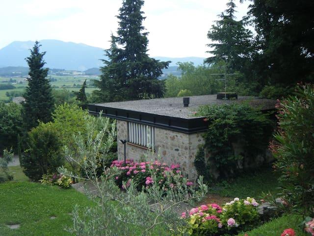 Affascinante casa in parco - Costermano - Casa