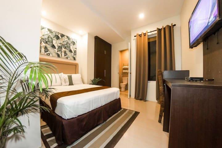 Stylish Room near mall & airport - Mandaue City - เซอร์วิสอพาร์ทเมนท์