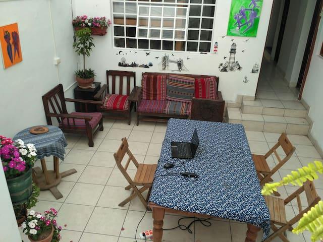 一朵云青年旅舍双人间 - Distrito de Lima - Villa