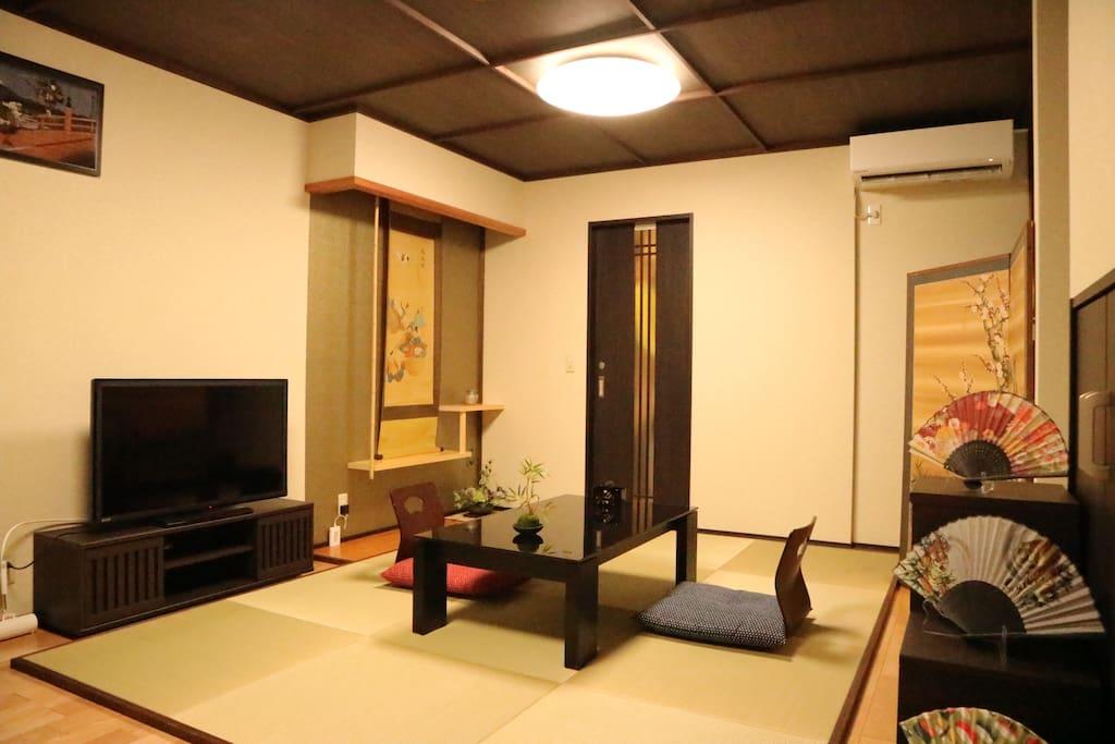 Livingroom Гостиная