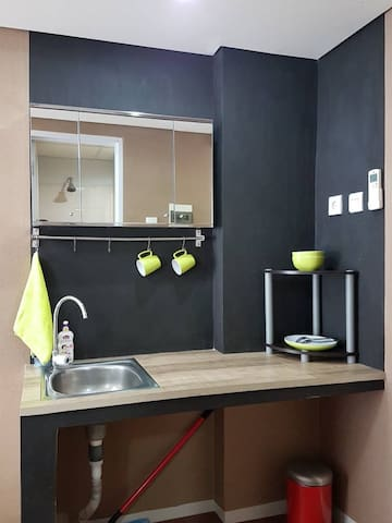 IDR 180.000/night Homey Apartment in BSD City