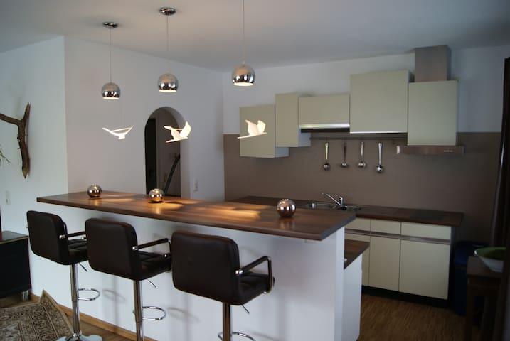 Ruhige Wohnung im Grünen - Bessenbach - Lägenhet