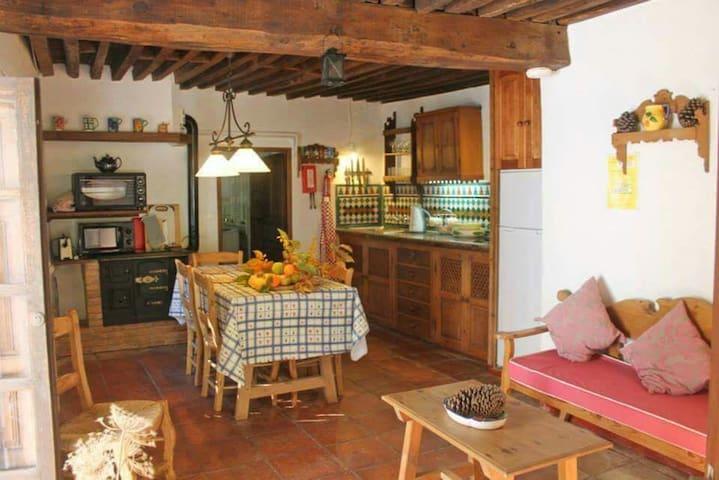 Encantadora casa rural con piscina y jardines - Benaoján - Villa