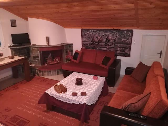 Loft in Trikala