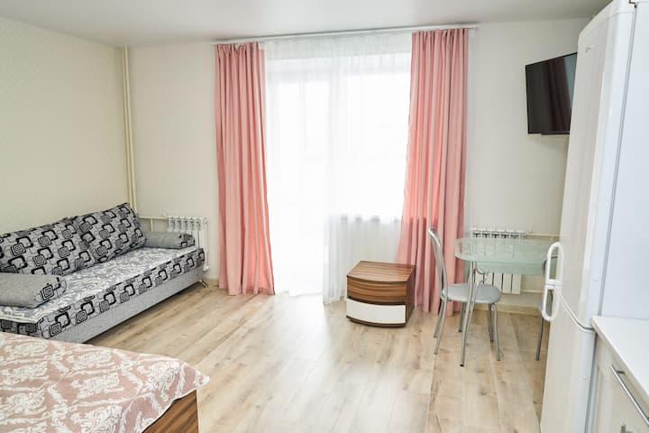 Апартаменты «Уютная квартира-студия»