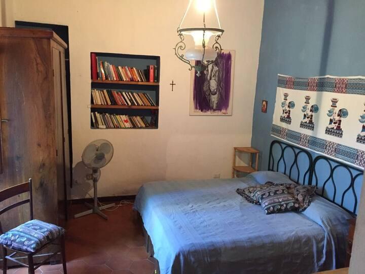 Camera in antico Casale di campagna a 1km dal mare