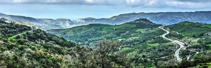 Local Crete Experience in Charming Country House