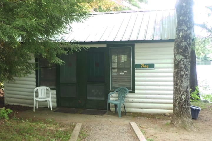 Bay: 2 Bedroom Waterfront Cottage with Campfire