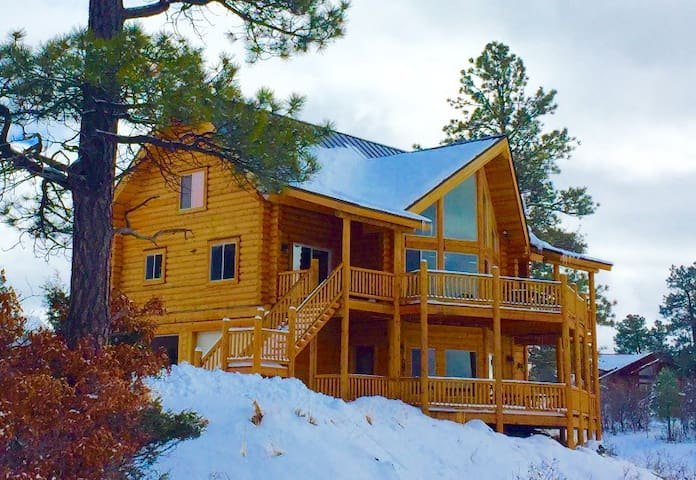 Luxury Cabin,4 Bdrm Suites-SPECIALS,BOOK BY MAY1st - Pagosa Springs - Chalet