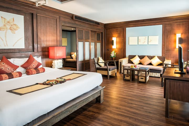 The Grand Suite an ideal choice for families