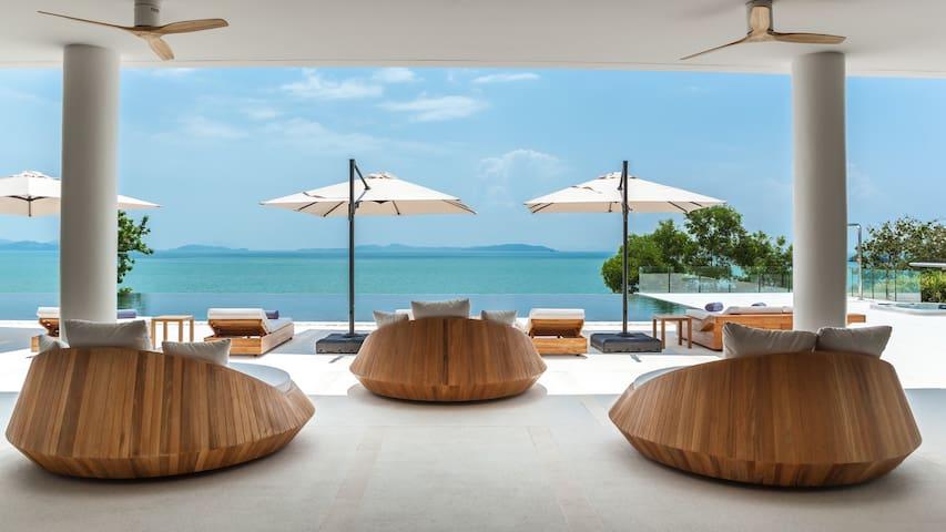 Villa Amarapura Phuket - Luxury Beachfront Villa