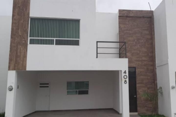 Casa en Senderos (Zona norte) para 4 personas