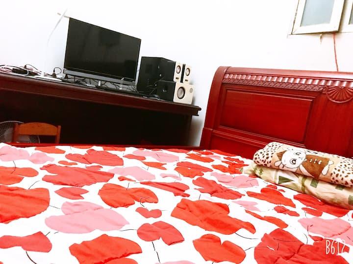 Private Room near @Center Hanoi + Free Use Wifi PC