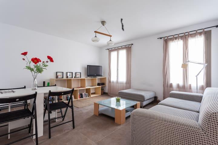 L'appartement du canal, 65 m2. - Narbonne - Appartement