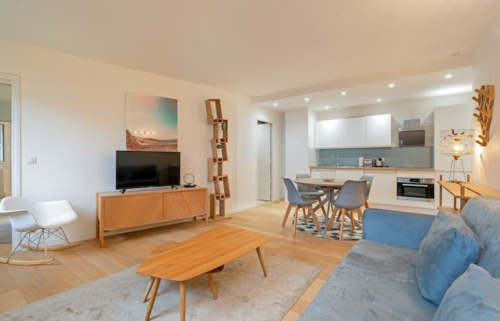 Bright 1-Bed Apartment, perfectly located in Paris