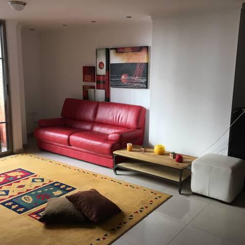 """Habitacion en """"altos del prado"""" - Barranquilla  - Wohnung"""