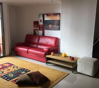 """Habitacion en """"altos del prado"""" - Barranquilla  - 公寓"""