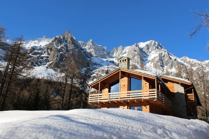 Ancienne Bergerie du Courmayeur-Mont Blanc