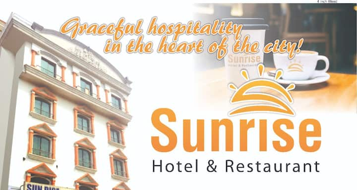 Graceful hospitality in the heart of city!