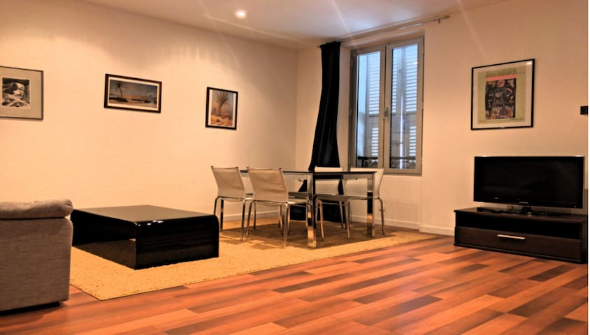 MIPIM : 31 rue hoche - 1 bedroom